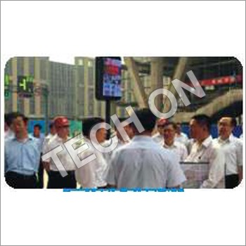 Advertisement Media LED Display