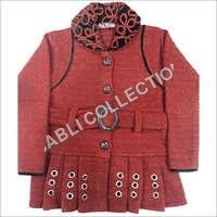 Childrens' Long Cardigan
