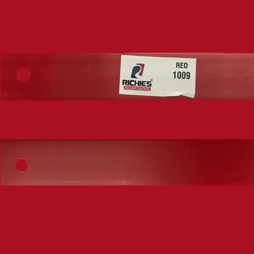 Red Edge Band Tape