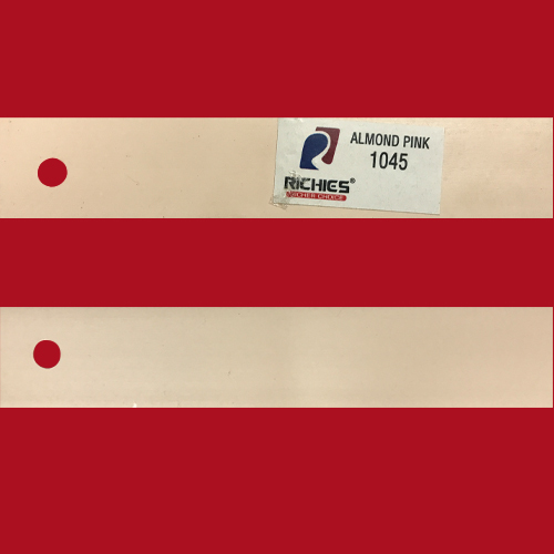 Almond Pink Edge Band Tape
