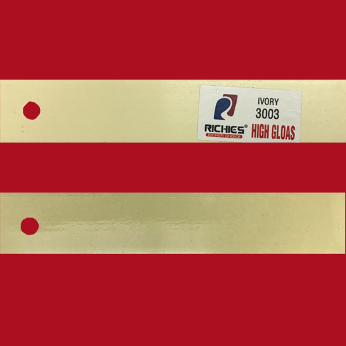 Ivory High Gloss Edge Band Tape
