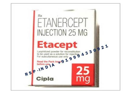 ETACEPT 25MG INJ