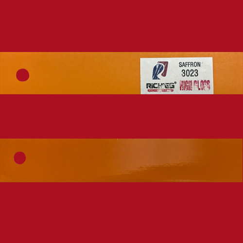 Saffron High Gloss Edge Band Tape