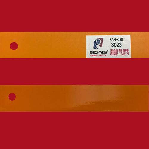 Saffron High Gloss Edge Band Tape