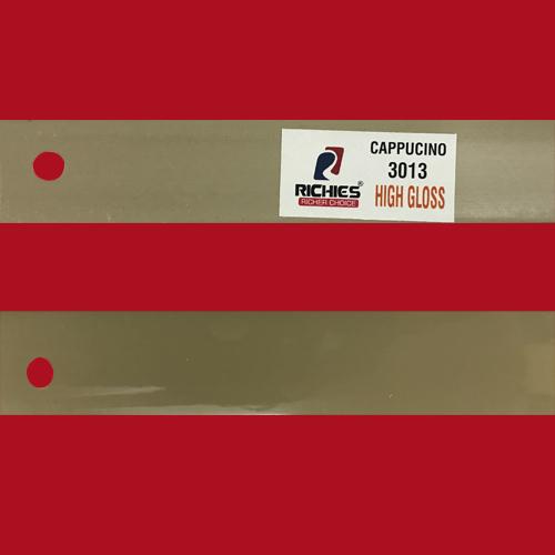 Cappucino High Gloss Edge Band Tape