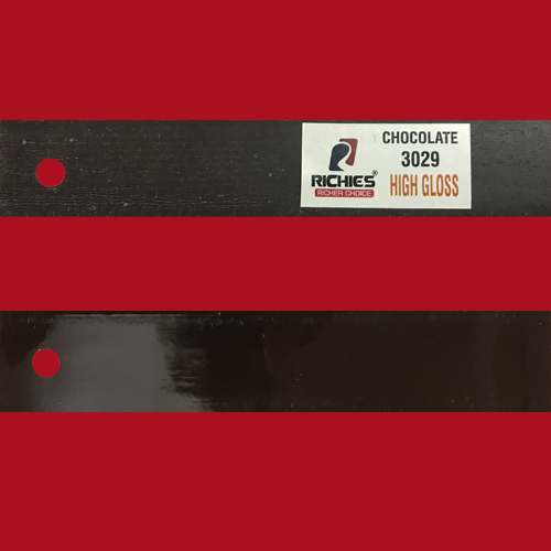 Chocolate High Gloss Edge Band Tape