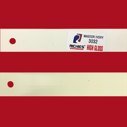 Masoor Ivory High Gloss Edge Band Tape