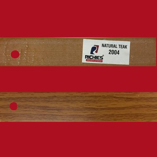 Wood Grain Edge Band Tape