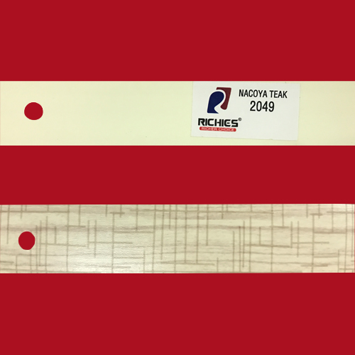 Nacoya Teak Edge Band Tape