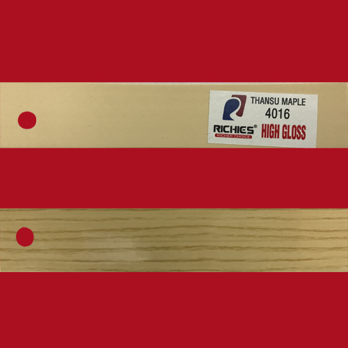 Thansu Maple High Gloss Edge Band Tape