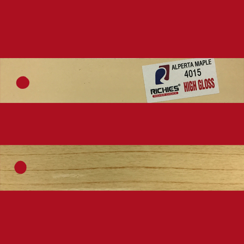 Alperta Maple High Gloss Edge Band Tape