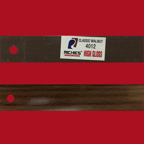Classic Walnut High Gloss Edge Band Tape