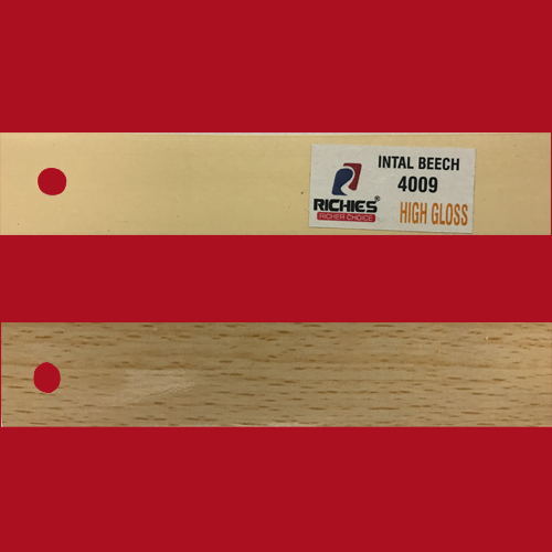 Intal Beach High Gloss Edge Band Tape