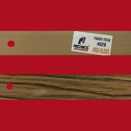 Tiger Teck High Gloss Edge Band Tape