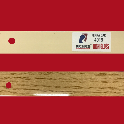 Ferra Oak High Gloss Edge Band Tape