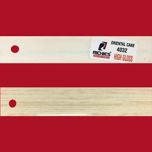 Oriental Cane High Gloss Edge Band Tape