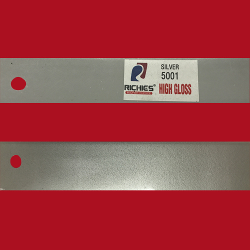 Silver High Gloss Edge Band Tape