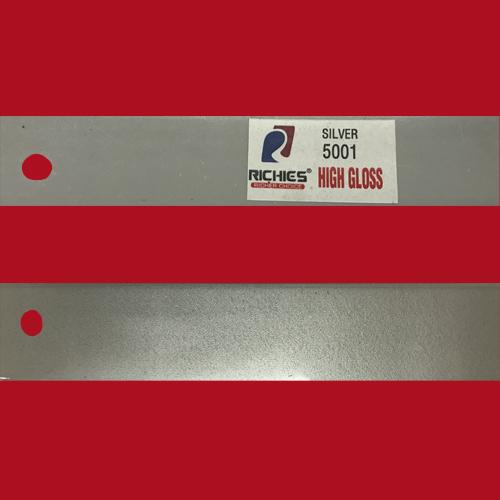 Silver High Gloss Edge Band Tape