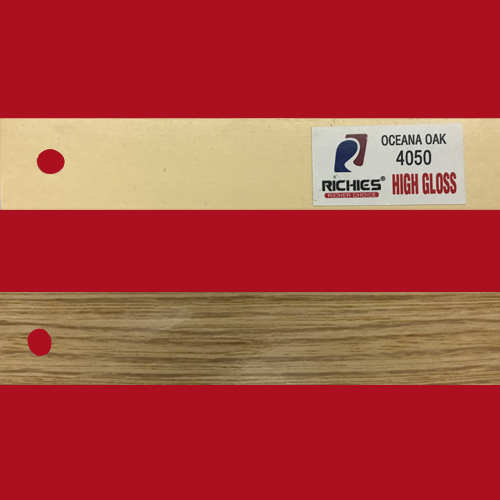 Oceana Oak High Gloss Edge Band Tape