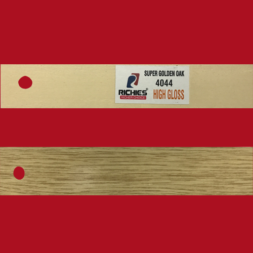 Super Golden Oak Hi Gloss Edge Band Tape