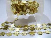 Metal Oval Shape Rosary Chain