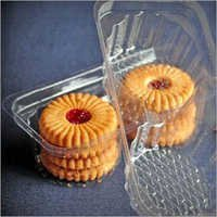 Biscuits Plastic Container