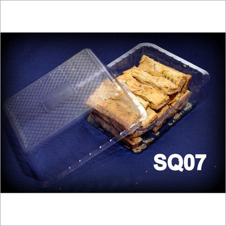 Plastic Food Packaging Container