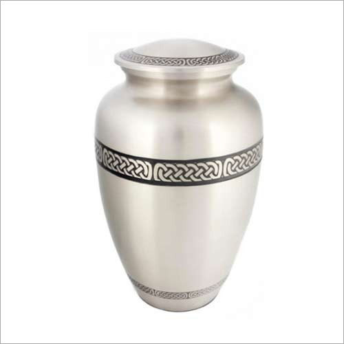 Celtic Pewter Urn