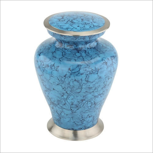 Marbled Cremation Urn