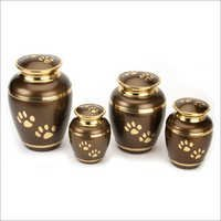 Brass Pet Urn