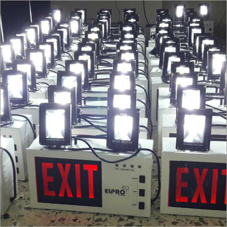 Emergency Exit Lamps