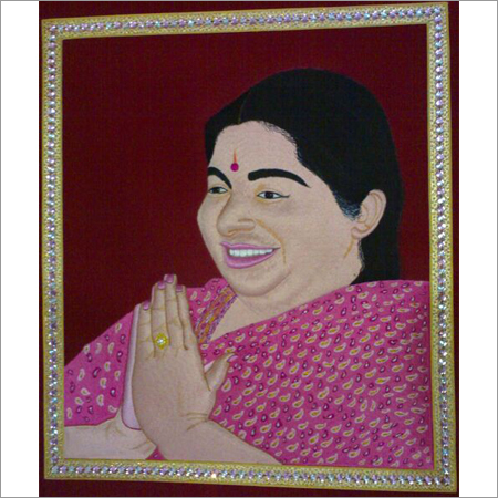 Photo Frame of Jaya Jaylalita