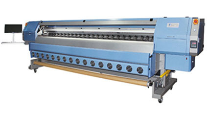 Solvent Printer - KONICA 512