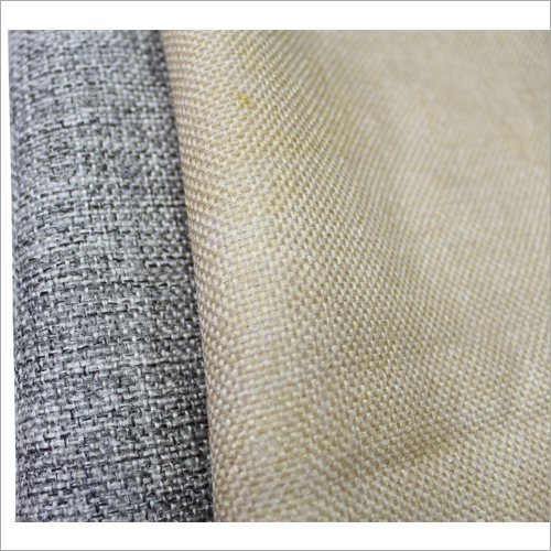 Polyester Jute Fabric
