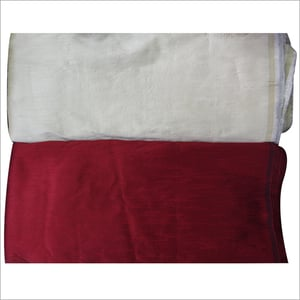 Colored Poly Silk Fabric