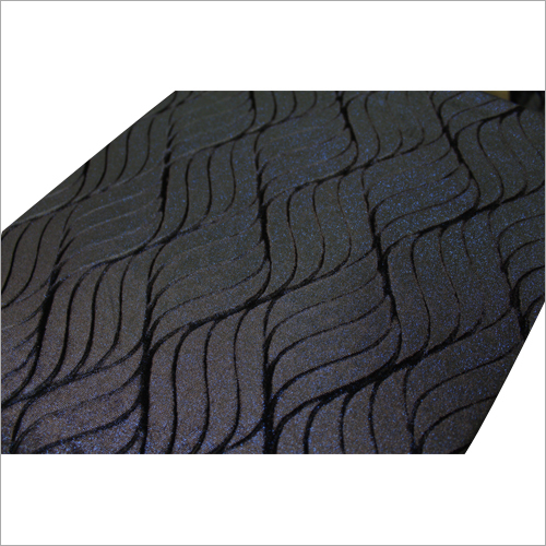 Designer Embossed Velvet Fabric