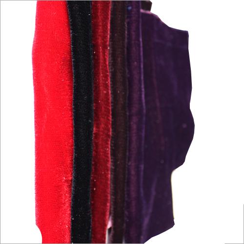 Metalic Velvet Fabric