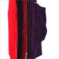 Metalic Velvet Fabric
