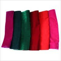 Plain Poly Velvet Fabric