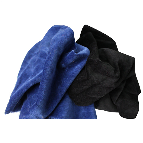 Pure Cotton Velvet Fabric