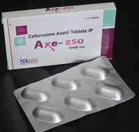 Axe-250 Tablets (Cefuroxime Axetil Tablets IP 250 MG)