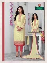 Georgette work suits with nazeen dupatta sbt shivaani vol-2