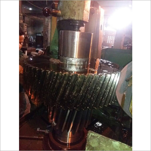 Gear Teeth Grinding Service