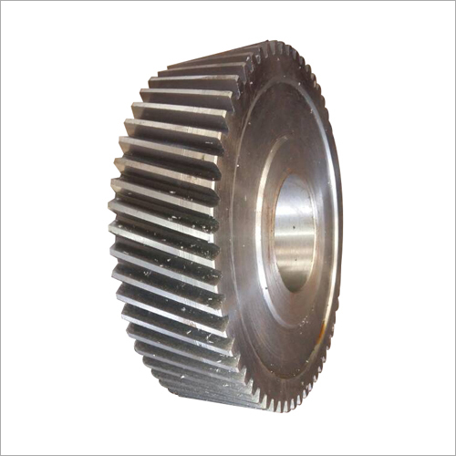 Helical Girth Gear