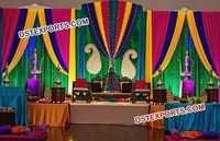 Arabian Theme Marriage Decoration