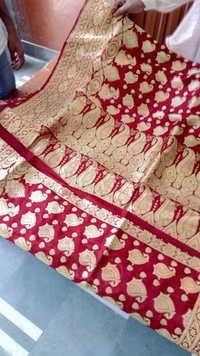 Banarasi traditional UPPADA SAREE