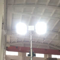 3.8m Vehicle Roof Mounted Move Lights