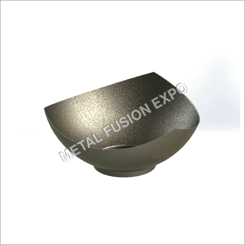 Hammered Finish Aluminum Bowl