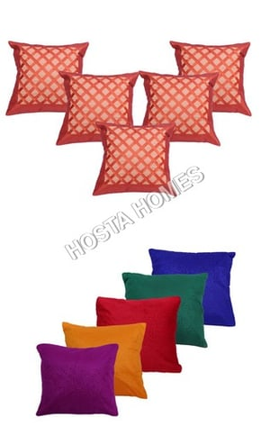 Digitally Printed 10 Pieces Cushion Covers Set