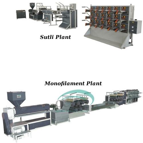 Sutli Plant & Monofilament Plant